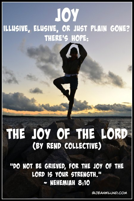 "Click to read & view the Music Video by Rend Collective ""The Joy of the Lord"" and find strength and joy lift you up."