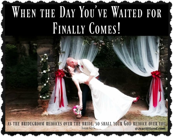 "When the day you've waited for finally comes! Click to listen to ""Even So Come"" by Kristian Stanfill via JeanWilund.com"