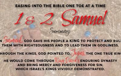 I & II Samuel — Super-Short Summary