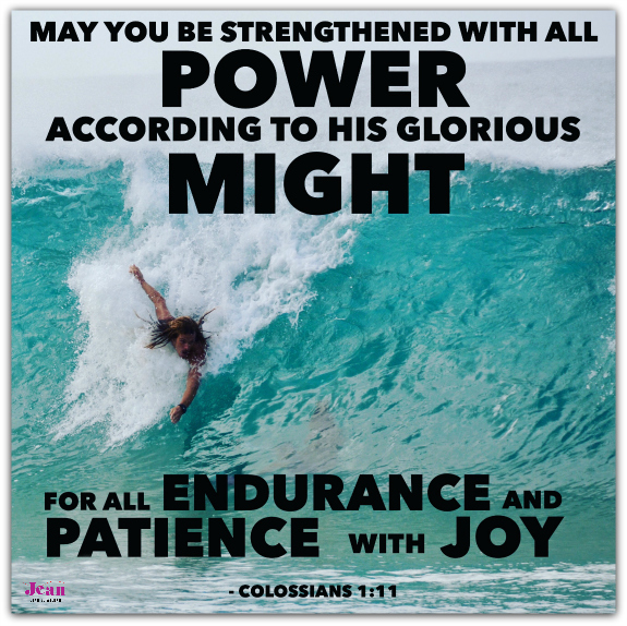 Knowing God Like a Surfer by Jean Wilund (via www.InspireAFire.com)
