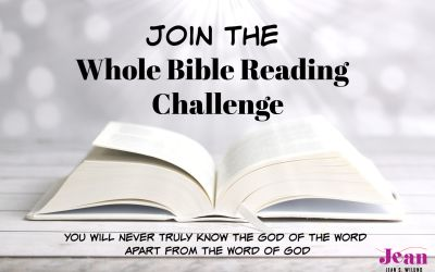 If I Could Only Share One Message—Join the Whole Bible Reading Challenge