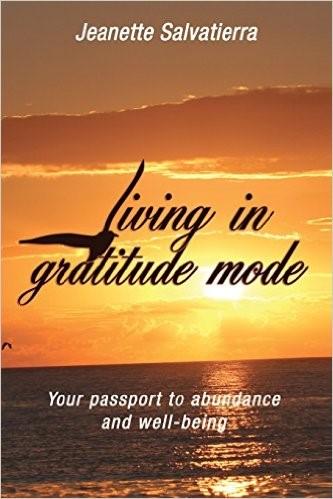 Living in gratitude mode