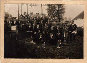 Net na de oprichting in 1927