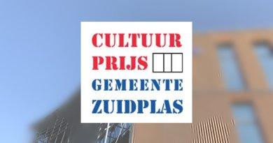 Genomineerden Cultuurprijs gemeente Zuidplas 2020 bekend