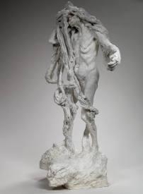 """""""Clotho"""", Camille Claudel, 1893, Musée Rodin (Don de Paul Claudel en 1952) Photo : Christian Baraja"""