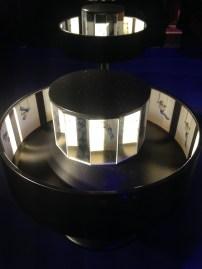 Vitrine - Expo Lumière ! Grand Palais 2015 - © JBMT