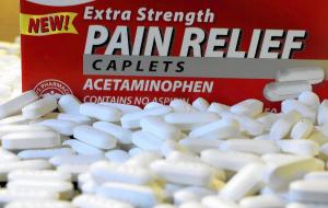acetaminophen - useless for lower back pain