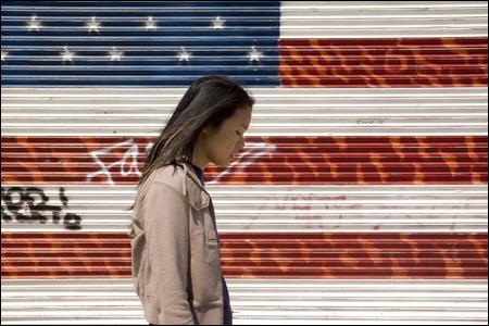 Avoidant Asian-American