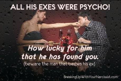 Narcissist dating each other