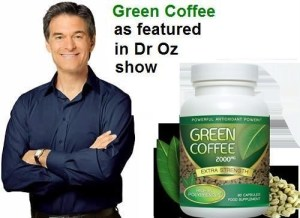 Green Coffee Extract - Dr. Oz