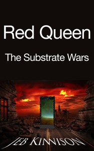 Red Queen: The Substrate Wars, Cover
