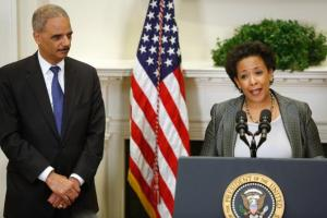 Attorneys General Holder and Lynch