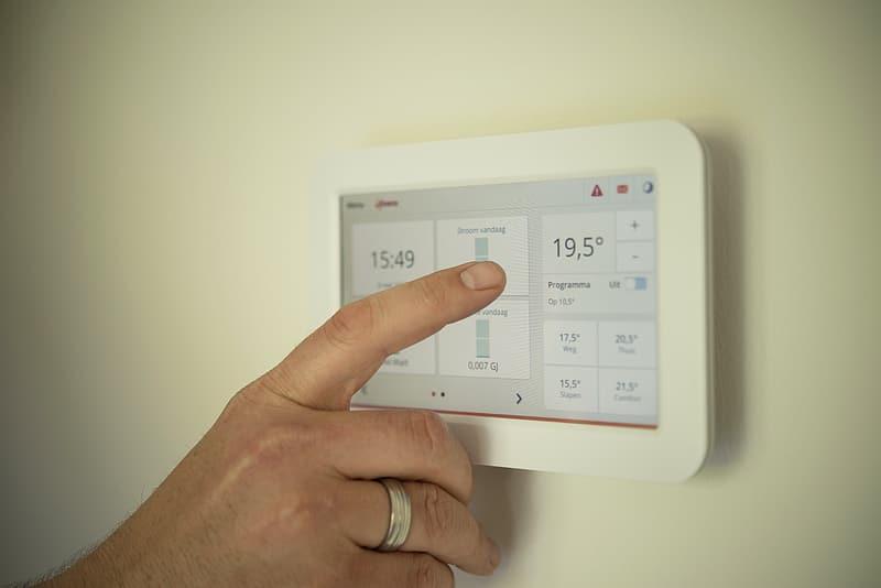 thermostat chauffage électrique