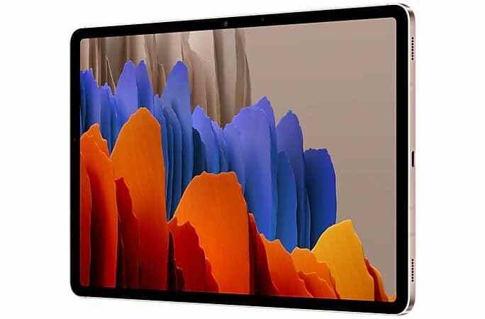 Dessiner avec la tablette Samsung Galaxy Tab S7 : test et avis