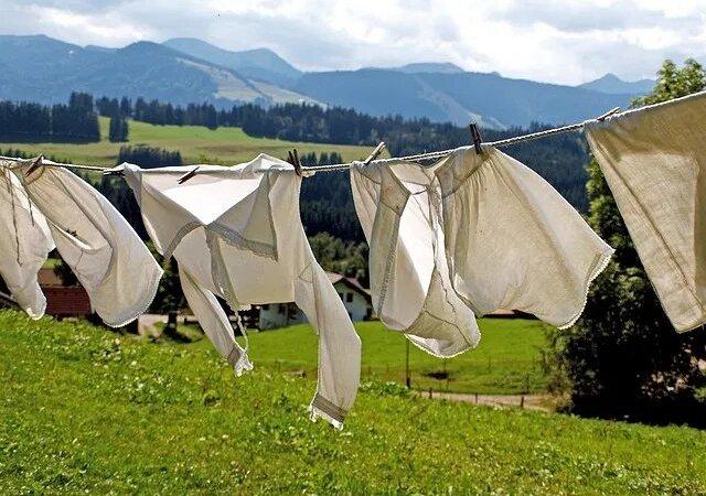 Faire sa propre lessive, gratuitement !