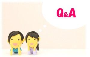 Q&A使用絵図