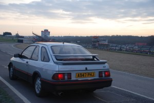 XR4i from back