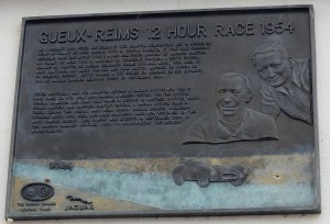 Reims Plaque