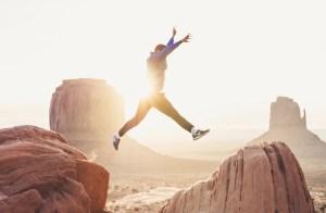 Avancez à pas de géant dans votre vie