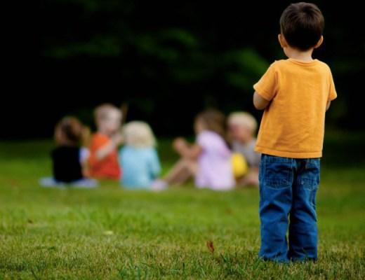 rejet dans l'enfance