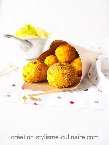 Croquettes de pommes de terre 1