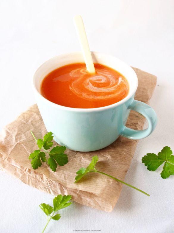 Soupe carotte betterave 2