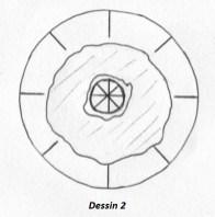 scann tarte étoile Dessin 2