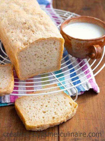 pain de mie sans gluten