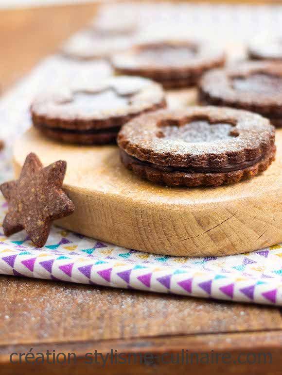 biscuits fourrés façon chocolat BN