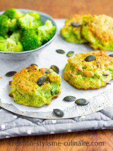 croquettes de brocoli