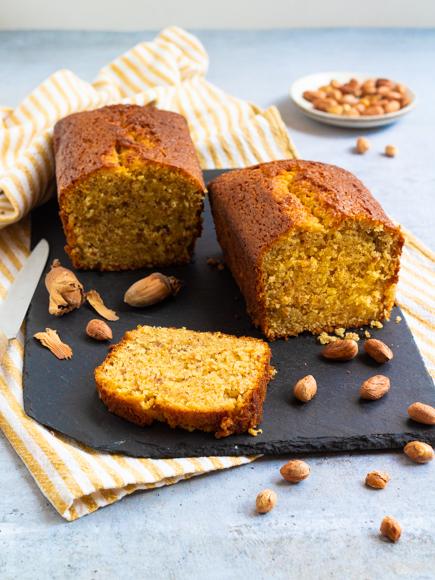 cake sans gluten noisettes citron