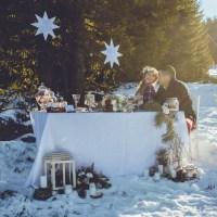 Planinsko zimsko venčanje