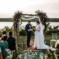 Boemsko venčanje u Srbiji pod vedrim nebom