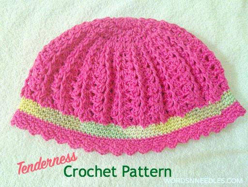 24hr Beret Tenderness Crochet Pattern