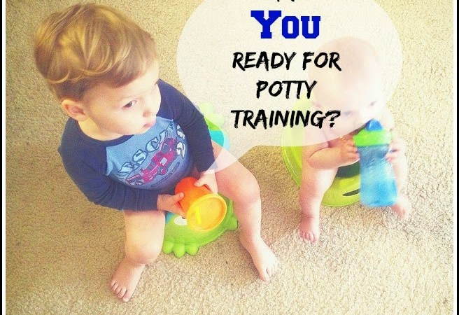 Are You Ready For Potty Training?