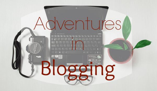 February Blogging Adventure