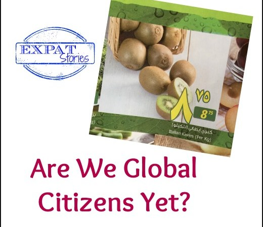Are we Global Citizens yet?