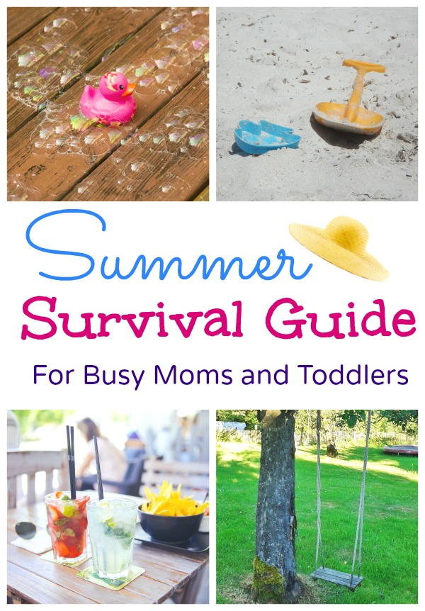 Summer activities for kids summer survival guide for busy moms and toddlers wordsnneedles