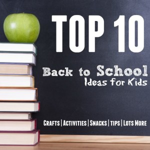 top 10 back to school lists