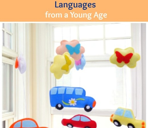 Creating an environment that teaches a child to learn different languages from a young age.