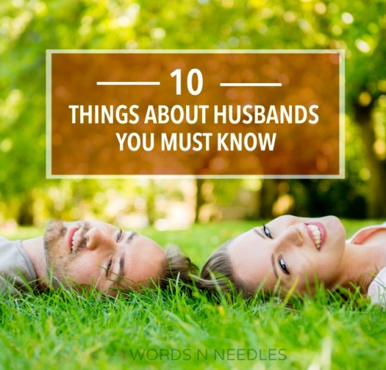 things about husbands that you must know that are so true