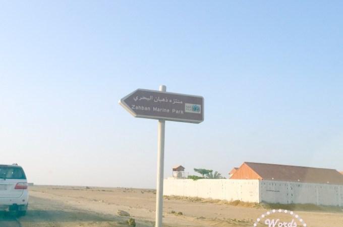 Directions to Zahban Marine Park Dhahban Beach kids in jeddah