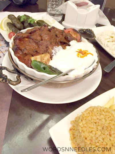 Yoghurt Kabab Kosebasi Restaurant Jeddah Living Food Reviews WordsnNeedles