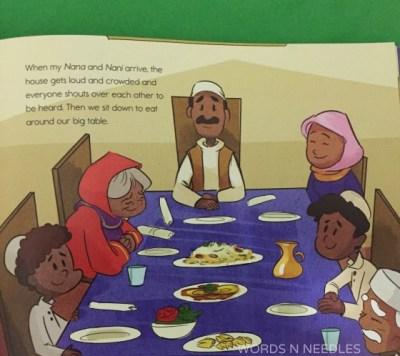 Teaching traditions Amal'sEid