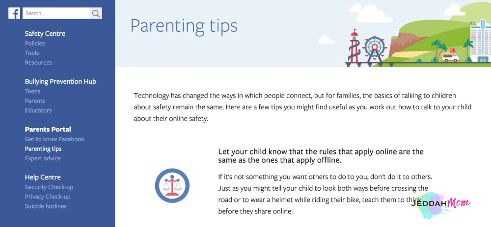 How Parent's Portal can help in talking to your children about Internet Safety