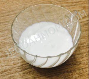 yoghurt mask jeddahmom