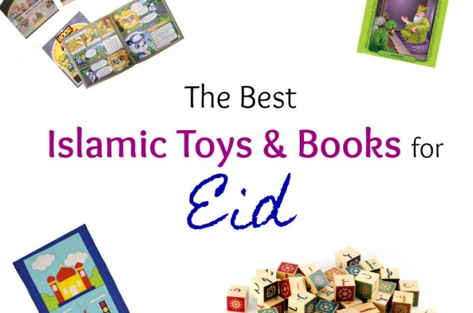 The Best Islamic Toys and Books for Kids