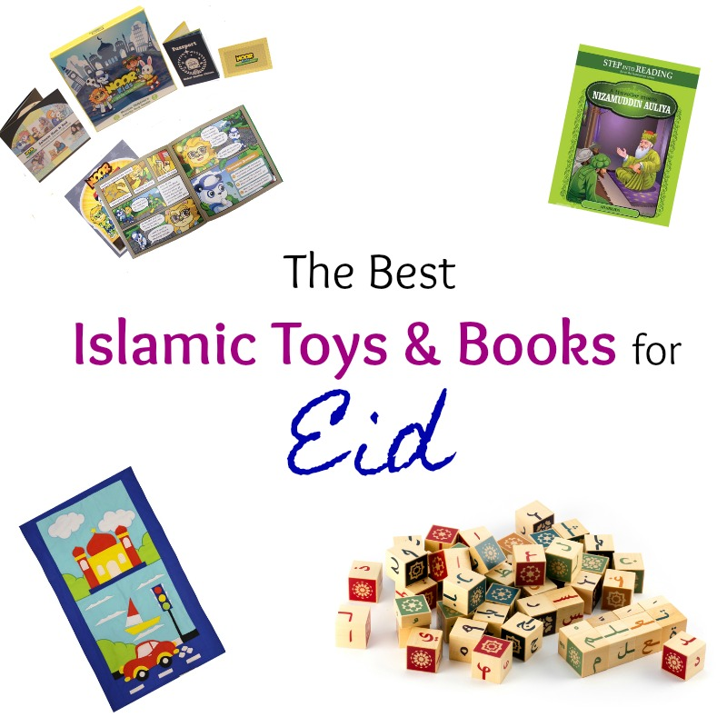 A complete list of the best Islamic toys and books for kids JeddahMom