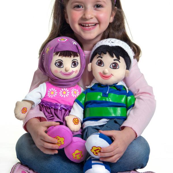 desi doll multilingual dolls