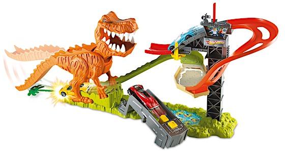 hw t rex takedown